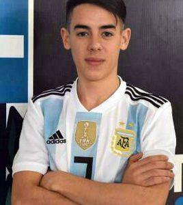 Ezequiel Ramirez - Proneo Sports