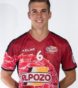 Alberto García - Proneo Sports