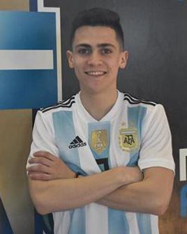Mathias Coronel - Proneo Sports