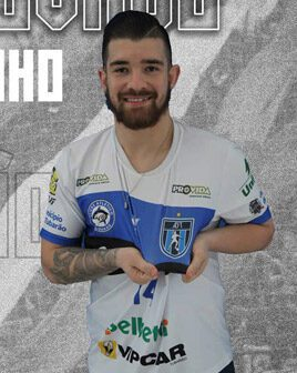 "SERGIO WILLIAN DE AMORIN "" SERGINHO"""