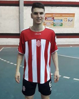 Franco Garrido - Proneo Sports
