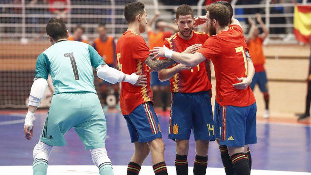 Seleccion Española Futsal