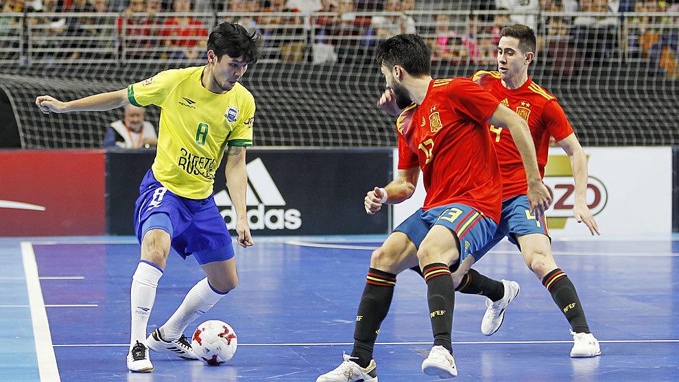 España - Brasil Futsal