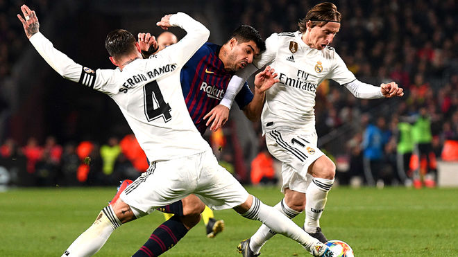 Barcelona - Real Madrid - Proneo Sports