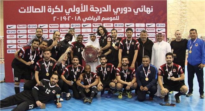 El jerezano César Núñez gana su segunda liga en Catar con el Al-Rayyan