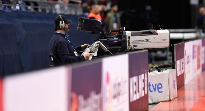 TVE realizará un espectacular despliegue técnico para la Copa de España