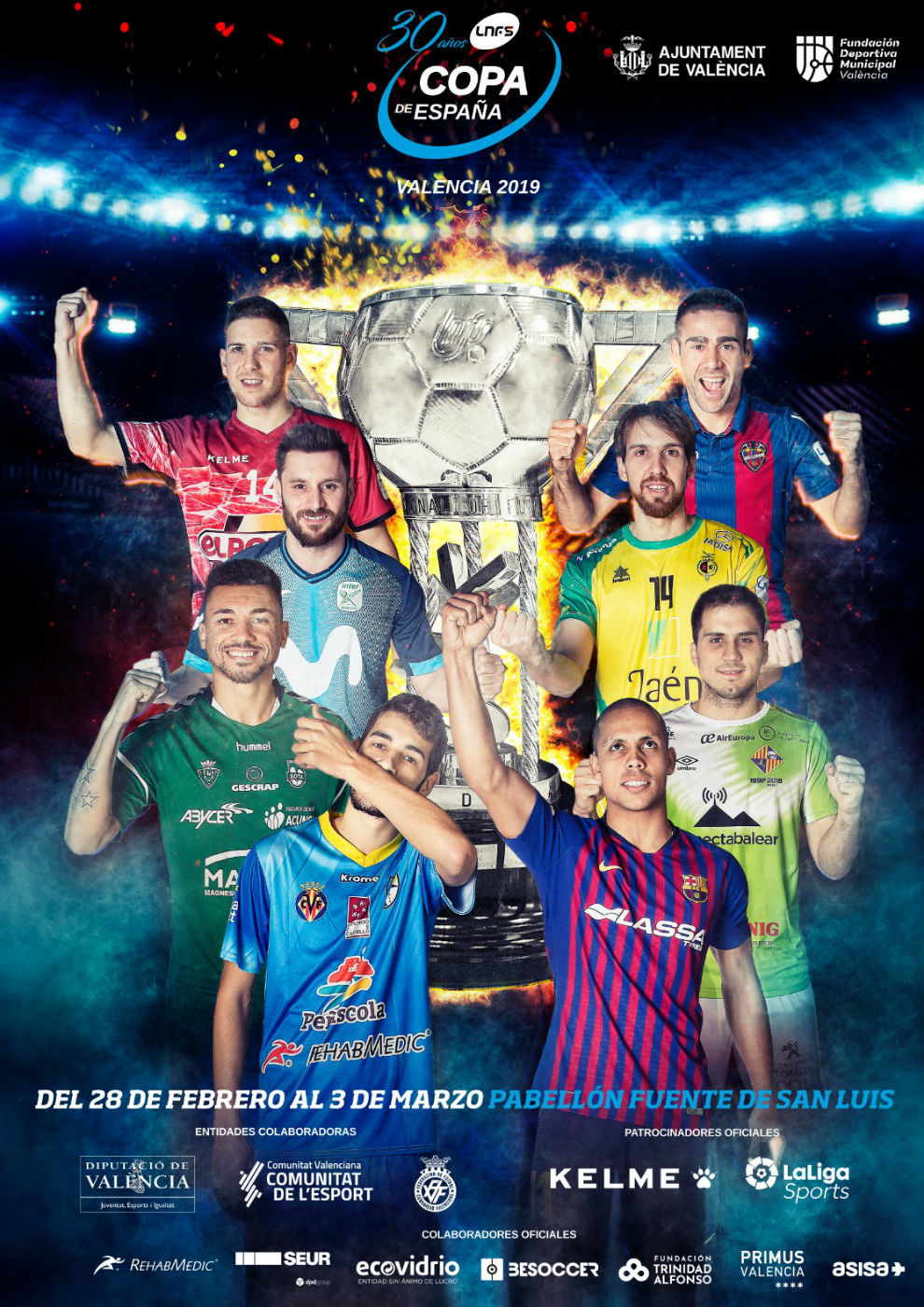 Copa España Futsal 2019