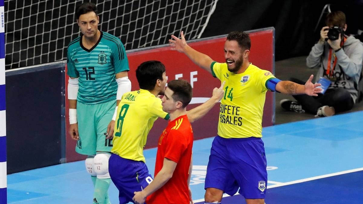 Selección española futsal