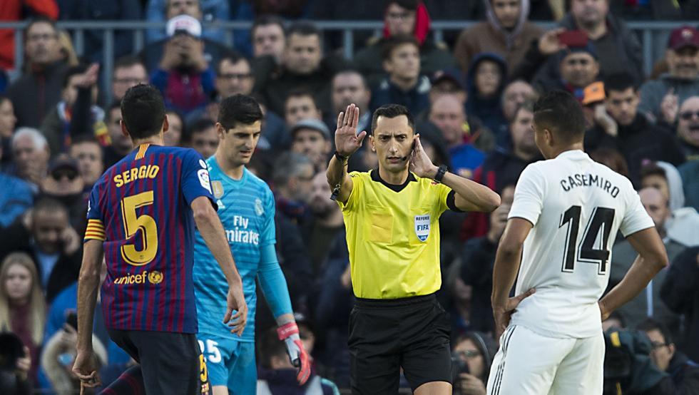 Máxima presión sobre el árbitro y el VAR