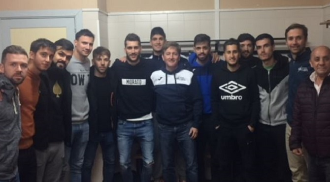 La plantilla del Naturpellet Segovia de Futsal denuncia impagos del club