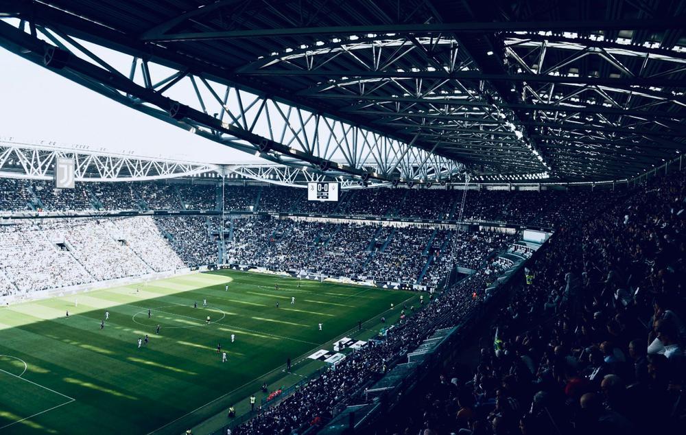 El fútbol femenino bate récord en el Juventus Stadium