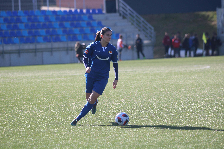Queralt Gómez entre las 55 jugadoras que aspiran al Once de Oro Femenino por Fútbol Draft