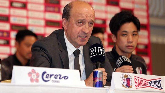 El fútbol en Japón, según Lotina