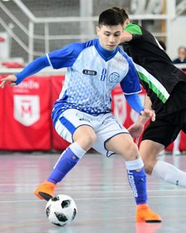 Nico Rosa - Proneo Sports