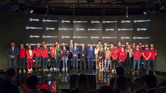 LaLiga presenta su OTT para ver el deporte español gratis y en directo