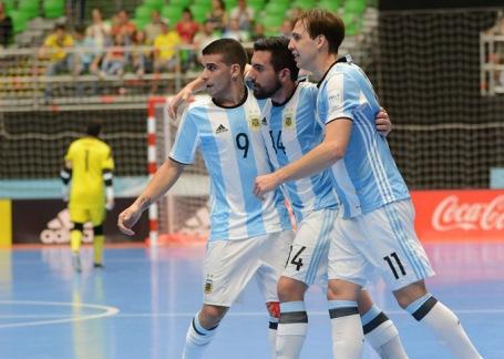 Selección Argentina Futsal
