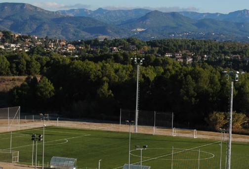 Fútbol - Proneo Sports