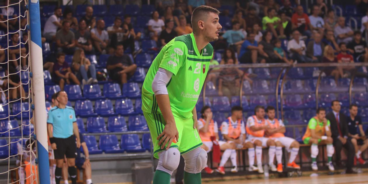 Iván Bernad - Proneo Futsal