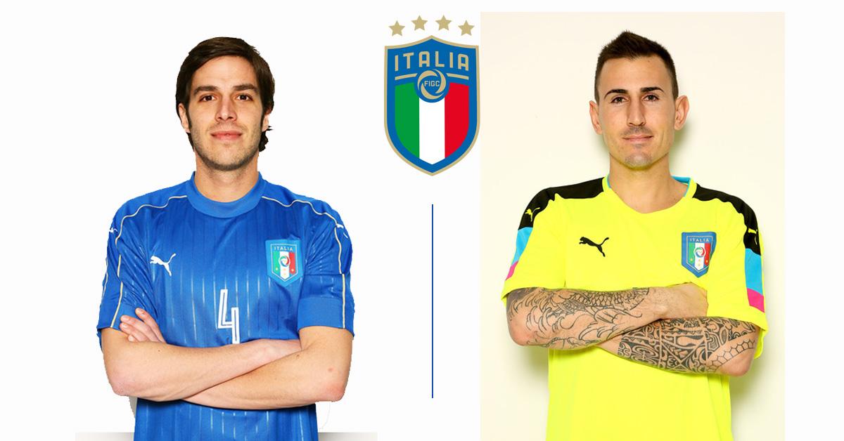 Moliterno è Sergio Romano nella lista della nazionale per la partita contro Argentina e Bosnia