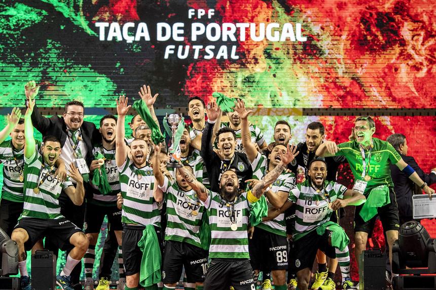 Sporting clube de Portugal Futsal