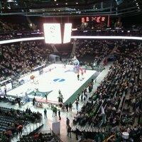 El Zalgiris Arena, candidato a la Final Four de la Futsal Champions League