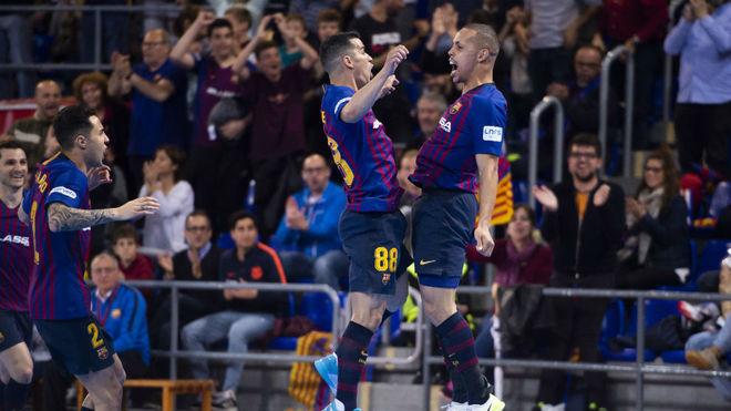Barcelona - Palma, playoff LNFS