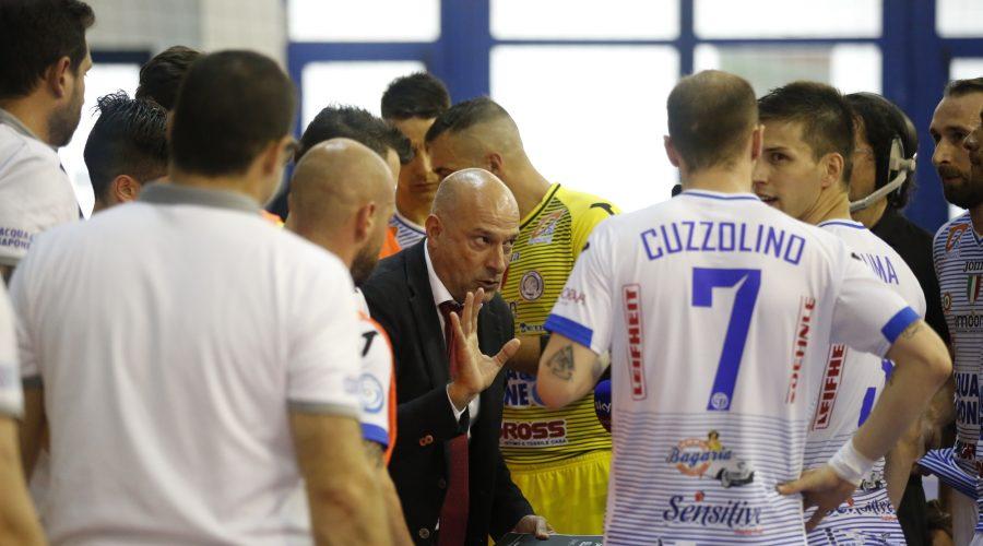 Divisione Calcio A5: AcquaeSapone Unigross avanti nella serie scudetto.