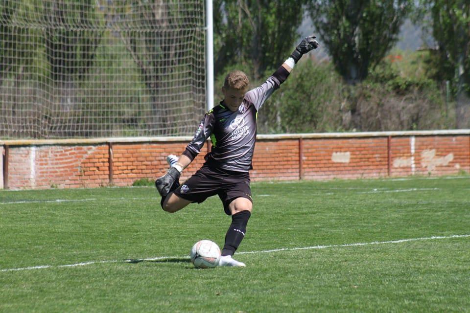 Iván Biarge en la lista de la Federación Aragonesa Sub-16 para disputar la Fase Final del Campeonato de España