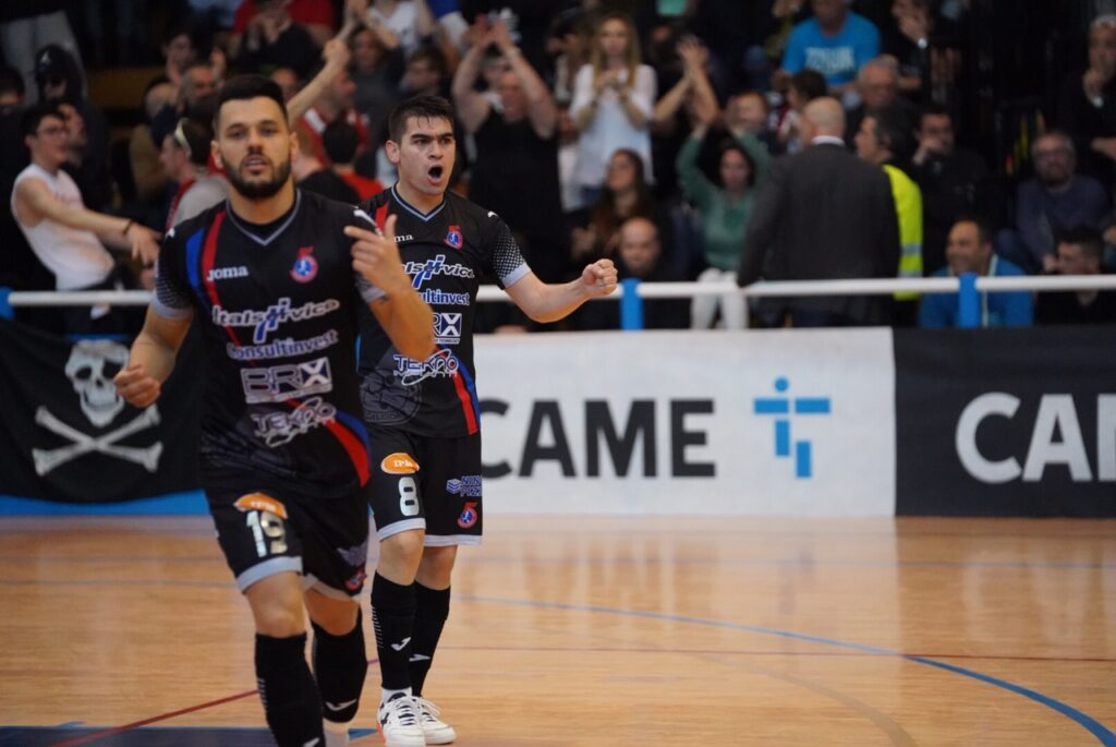 Javier Salas Futsal