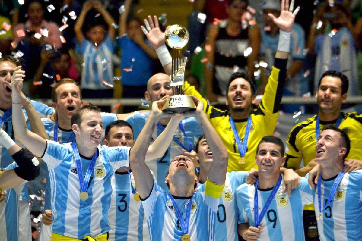 Seleccion Argentina de Futsal