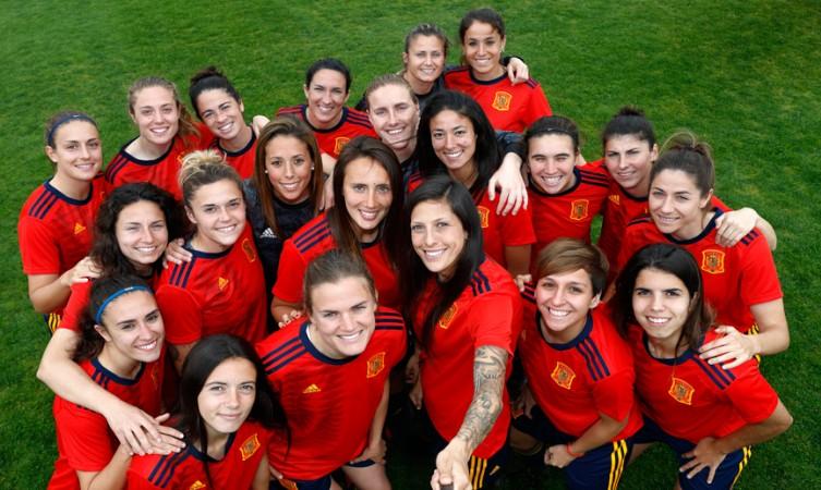 Selección Española Femenina de Futbol