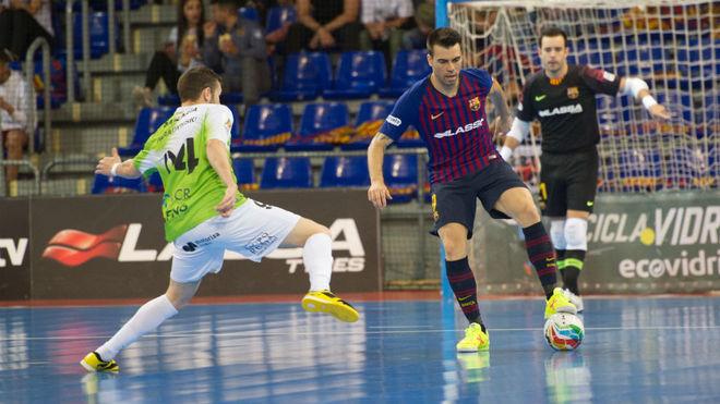 Barcelona - Palma Futsal