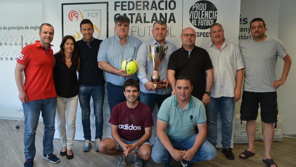 Copa Catalunya Sènior de Fútbol Sala