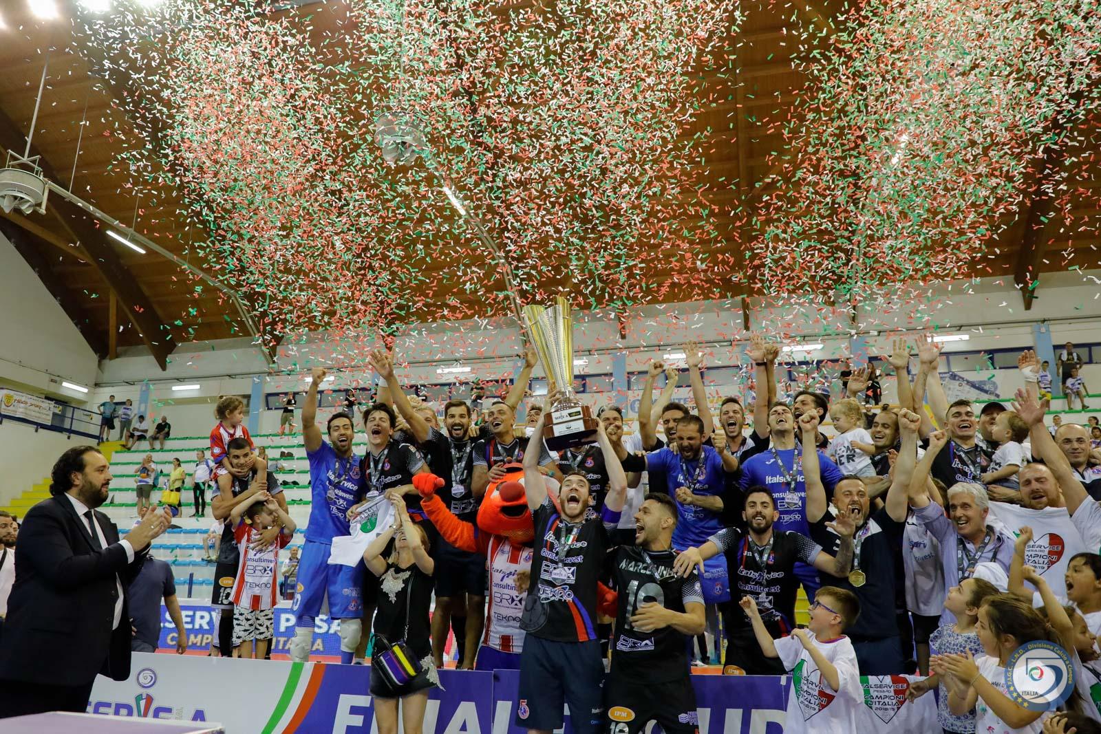 Pesaro è campione