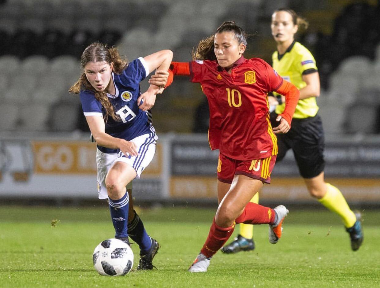 Maria Llompart convocada para el Campeonato de Europa Sub19
