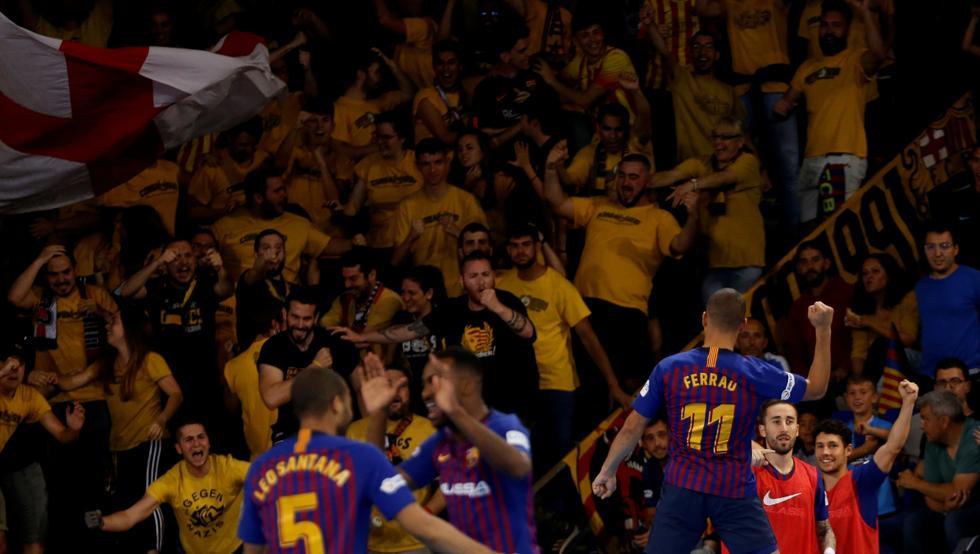 Futbol Sala - Palau Blaugrana