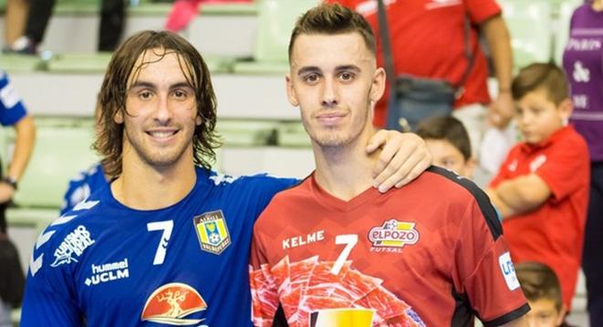 Fútbol Sala: La dinastía García, un nuevo 'caso de hermanos' en la LNFS