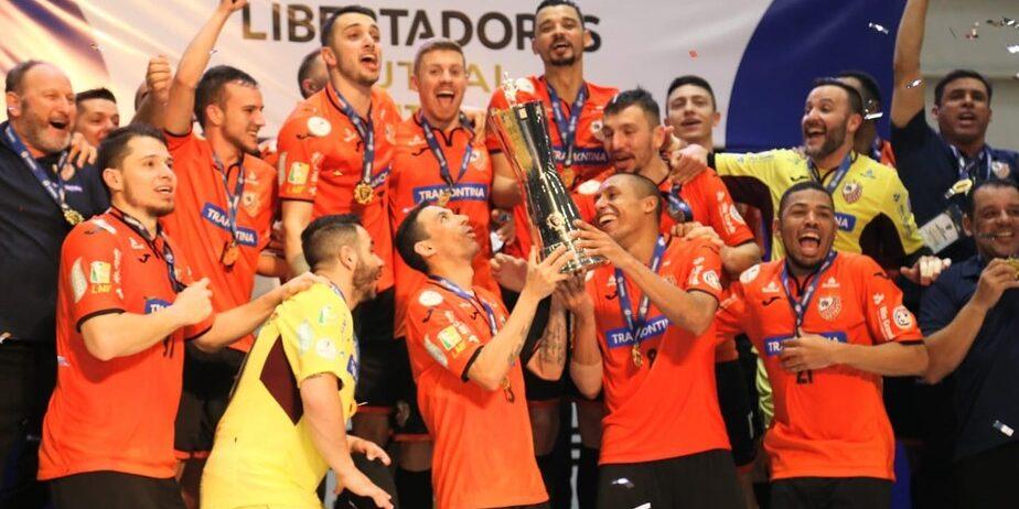 Carlos Barbosa Campeón Copa Libertadores 2019
