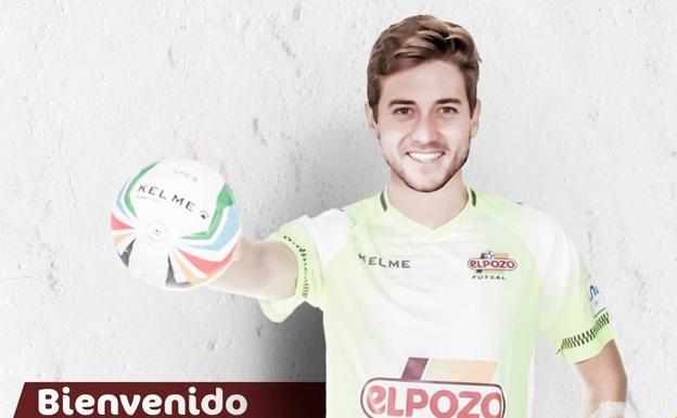 Fútbol Sala: ElPozo Murcia ficha a Carlos Espíndola