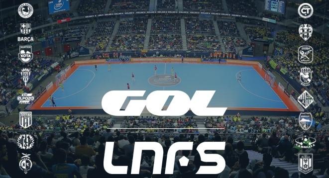 Fútbol Sala: GOL emitirá las competiciones de la LNFS