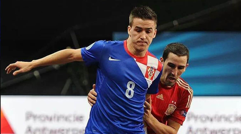 Il Real Rieti ufficializza l'ingaggio dell'ala-pivot croato Dario Marinovic