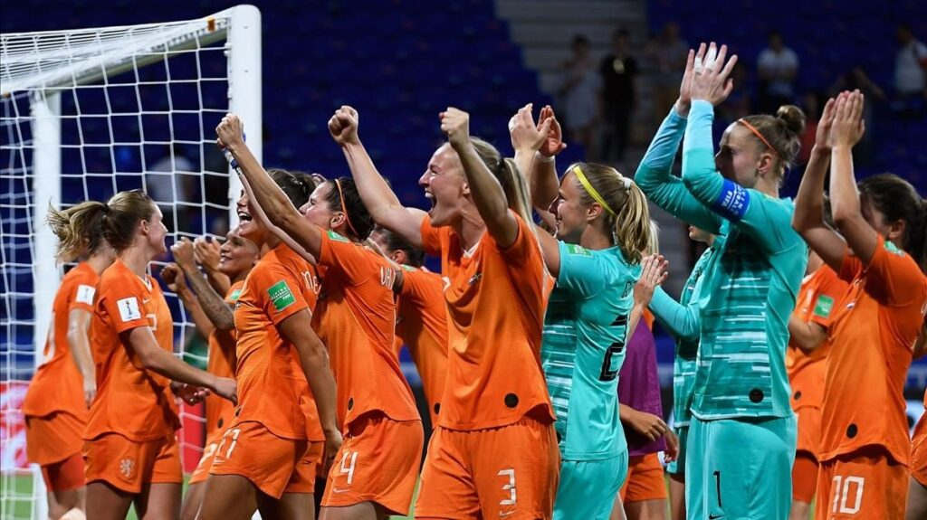 Agencia de representación de Futbol Femenino