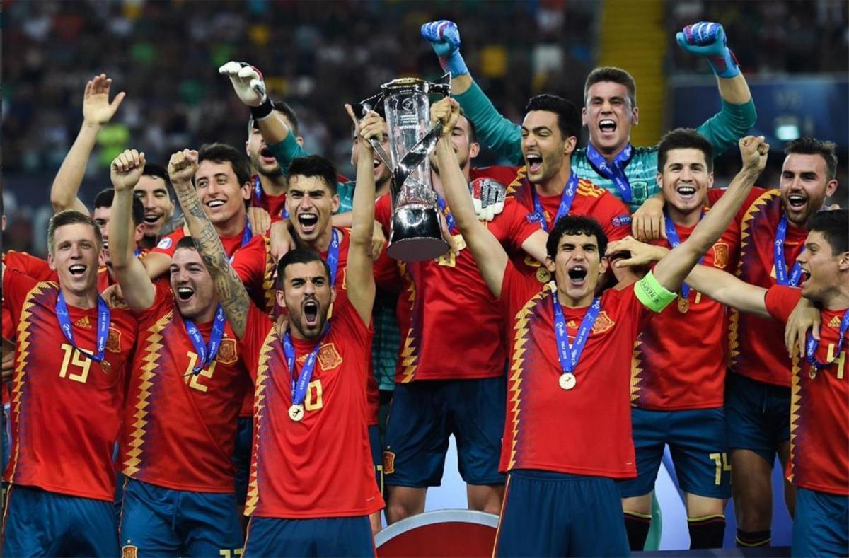 Selección Española de Fútbol sub21