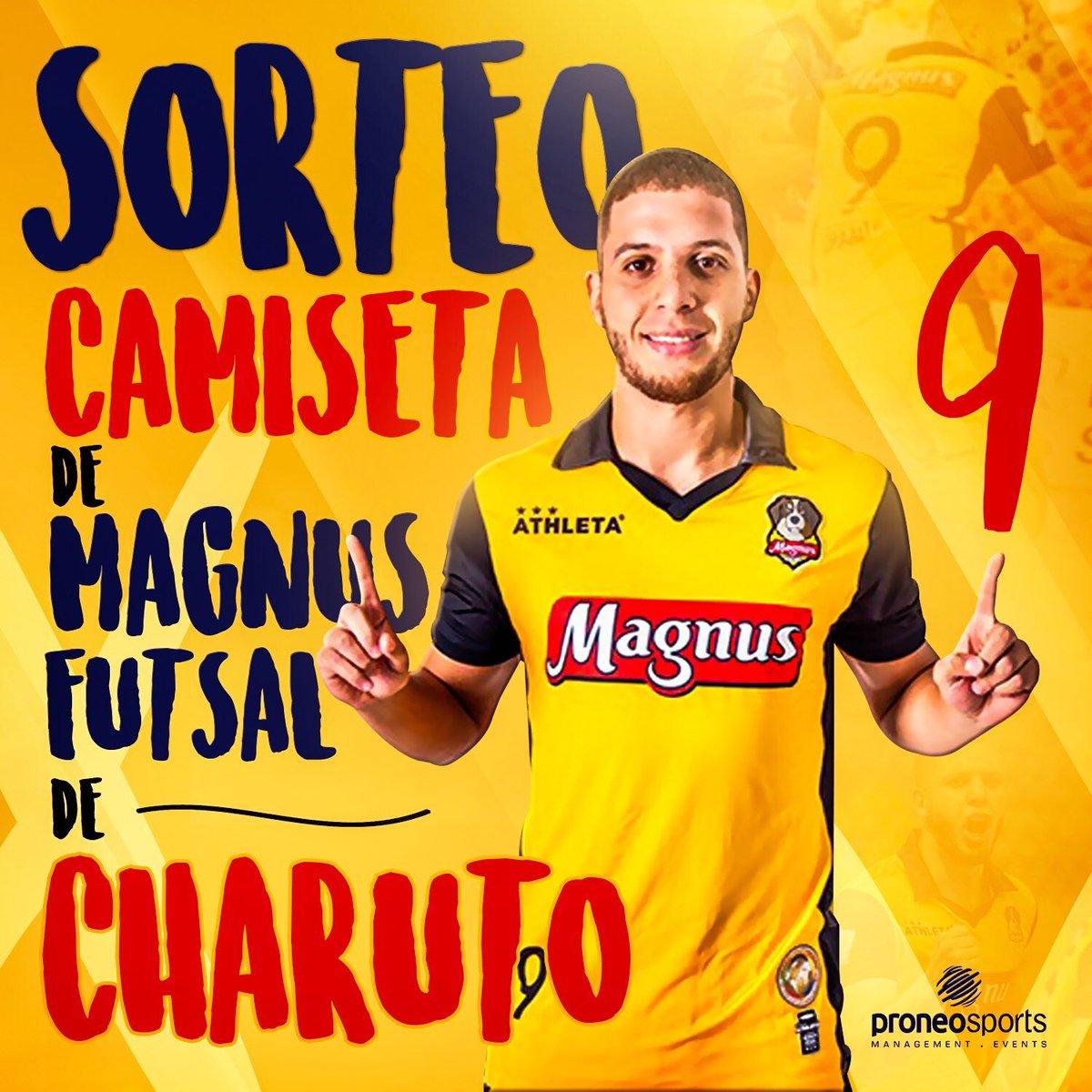 Sorteo Charuto - Proneo Sports