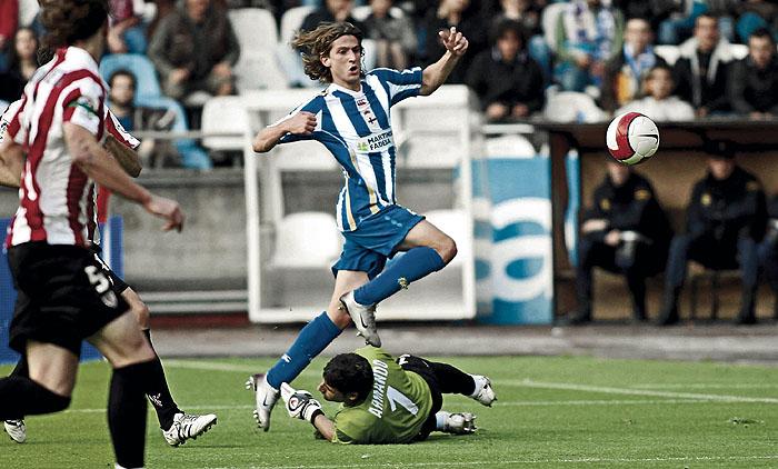 Filpe Luis Deportivo Coruña
