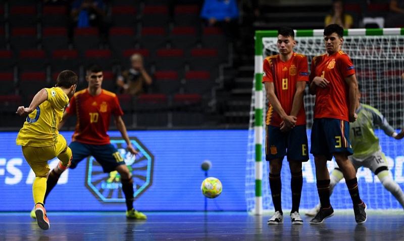 Europeo Sub 19 Futbol Sala