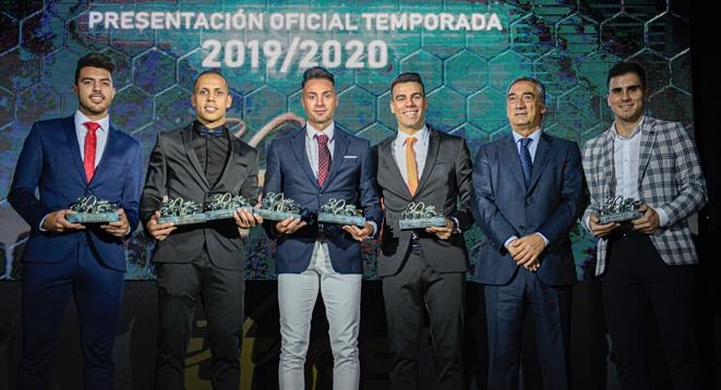 Premios LNFS 2018/2019