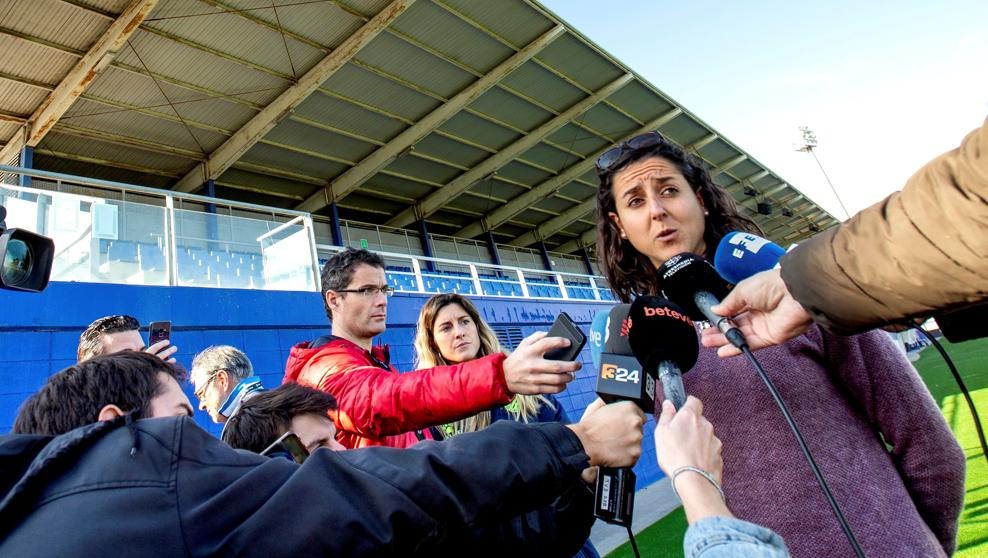 Huelga Fútbol Femenino