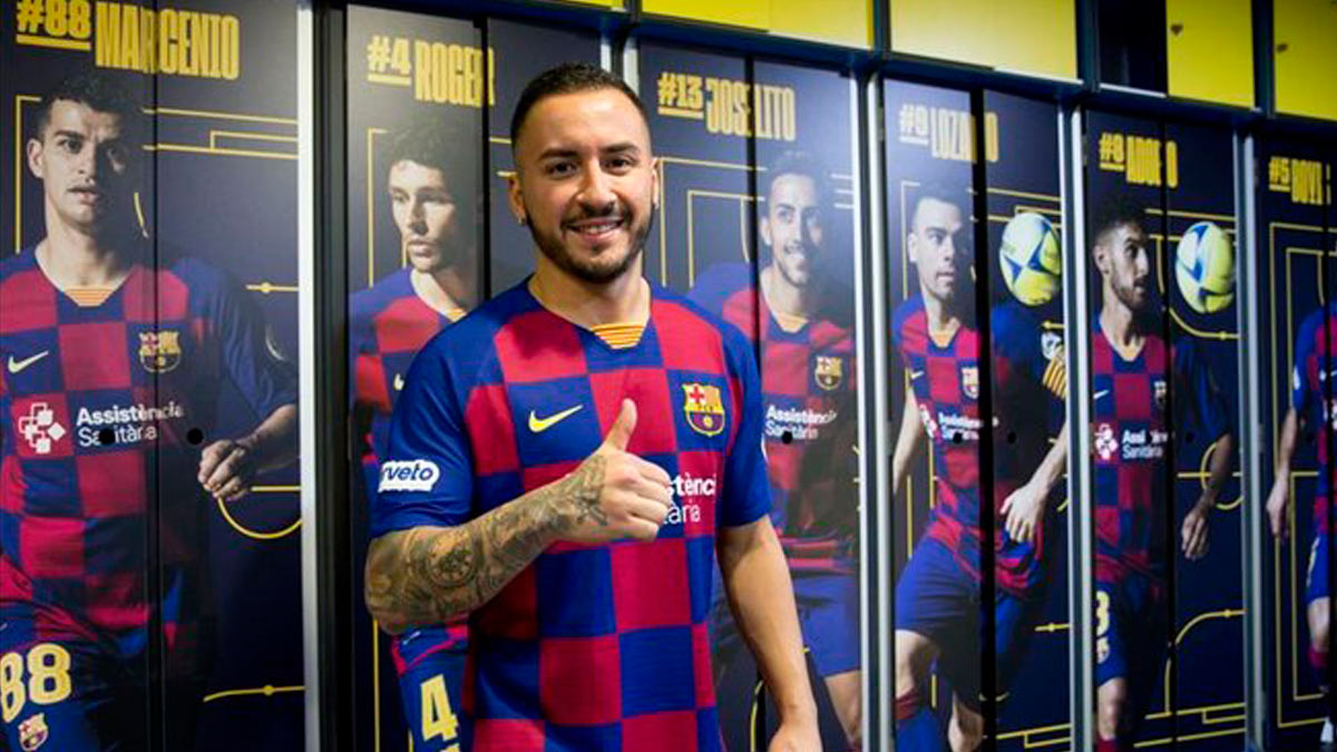 Ximbinha FC Barcelona