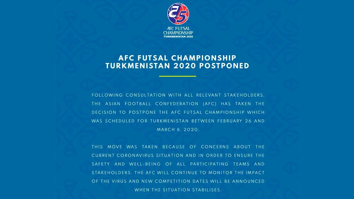 Copa de Asia de Futbol Sala